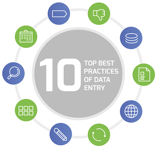 10 Best Data Entry Practices